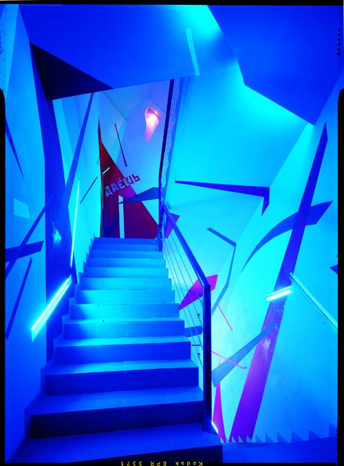 Лестница развлекательный комплекс